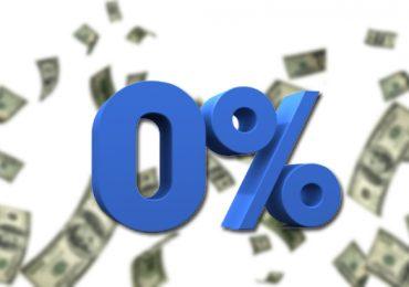 Первый займ в МФО без процентов